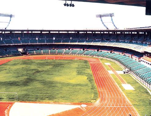 Jawaharlal Nehru Stadium Swimming Pool Jawaharlal Nehru Stadium
